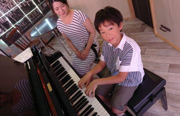 ピアノ男子 アンネの音楽教室